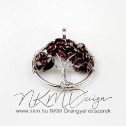 Vörösgránát életfa