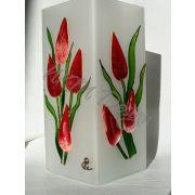 Tulipán bimbók váza
