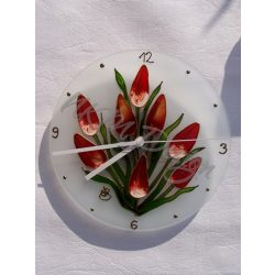 Tulipán bimbók óra